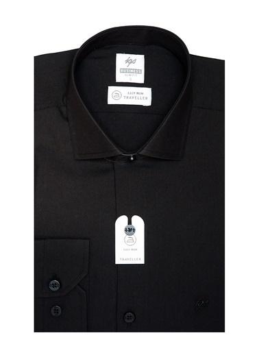 IGS Gömlek Siyah